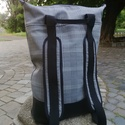 KRISZTA hátizsák/ Eszterházi kockás és fekete