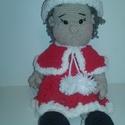 Molli baba, Játék, Játékfigura, Molli baba 33 cm, és öltöztetős. Teste bézs színű. Újakkal és a feje oldalán két kis füllel rendelke..., Meska