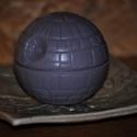 Star Wars: Halálcsillag alakú szappan, Férfiaknak, Szépségápolás, Szappan, tisztálkodószer, Fürdőszobai kellék, Megérkezett a halálcsillag alakú szappan és testápoló is az Ezeréves Sólyom mellé. Remek, hasznos és..., Meska