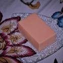 Bőrmegújító olajos szappan nőies illattal, Szépségápolás, Szappan, tisztálkodószer, Növényi alapanyagú szappan, Natúrszappan, E szappan összetevői a makadámiadió olaj, mely palmitolsavat tartalmaz, amely az újszülöttek ..., Meska