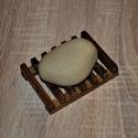 Kavics szappan Holt-tengeri iszappal, Férfiaknak, Táska, Divat & Szépség, Borotva, szappan, pipere, Szépség(ápolás), Krém, szappan, dezodor, Növényi alapanyagú szappan, Natúrszappan, Ezt a kavics formát most egy olyan bőrbarát összetétellel készítettem el ami garantáltan a pasik ked..., Meska