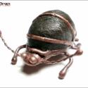 Kőből készült PolcBoga  Rodni, a BuBoga , Rodni, a BuBoga.  Zöldes árnyalatú kő testtel....