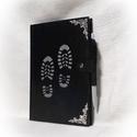 """Bakancslista, napló, jegyzetfüzet,emlékkönyv,füzet - A5, Naptár, képeslap, album, Jegyzetfüzet, napló, Egy füzet gondolataid, céljaid, élményeid, jegyzeteid papírra vetéséhez. Készíts """"bakancslistát"""" arr..., Meska"""