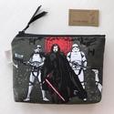 Star Wars mintás  irattartó pénztárca   -  Csillagok háborúja, Star Wars mintás irattartó pénztárca készült...