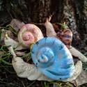 Három színes csiga, Végre olyan csigák, akik nem bántják a vetemé...