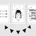 Keretezett skandináv falikép sorozat / babaszoba dekoráció (3 db) 20x30-as méretben, Baba-mama-gyerek, Baba-mama kellék, Gyerekszoba, Baba falikép, Fotó, grafika, rajz, illusztráció, Ez a vektorgrafikával készült 3 db-os skandináv képsorozat, tökéletes dekoráció lehet baba - és gye..., Meska