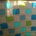 falvédő, faliszőnyeg, Dekoráció, Otthon, lakberendezés, Dísz, Falikép, 110x100 cm-es tuniszi horgolástechnika és kötés kombinációjával készült faliszőnyeg. Több..., Meska
