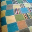 kötött takaró (csak megrendelésre), Dekoráció, Otthon, lakberendezés, Több színben készült már kötött takaró. 1,5 m x 2 m-es.  Kb 2-3 kg fonal kell hozzá, így az ár ezt é..., Meska