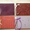 Esküvő, panziók - vendégkönyv - jókívánságkönyv - lánybúcsú - emlékek - nyugdíjasbúcsúztató, Naptár, képeslap, album, Szerelmeseknek, Fotóalbum, Jegyzetfüzet, napló, Egyedi dombormintával készült albumjaim ajánlom bármilyen családi ünnepre - esküvőre vendé..., Meska