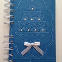 Boldog születésnapot! - jókívánságkönyv - emlékalbum  ........... első receptkönyvem, Naptár, képeslap, album, Konyhafelszerelés, Jegyzetfüzet, napló, Receptfüzet, ....ha inkább a különleges, egyedi receptjeidet szeretnéd összegyűjteni a receptkönyvben, mel..., Meska