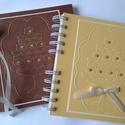 Anyukádnak - nagymamádnak - receptkönyv - születésnapi album - emlék - lánybúcsú - esküvő - rendezvény, Naptár, képeslap, album, Konyhafelszerelés, Jegyzetfüzet, napló, Receptfüzet, (Ha csak egy albumot szeretnél receptkönyvnek vagy születési albumnak, kérlek belső üzenetben..., Meska