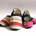 katamama cipői, Egy kisfiú és egy kislány cipő, katamama rész...