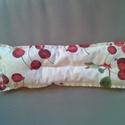 meggymagpárna, Baba-mama-gyerek, Baba-mama kellék, meggymaggal töltöttem a hosszúkás párnákat ezért nagyon jól használható pl. nyakra, hátra..., Meska