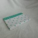 Eü. kiskönyv borító, Baba-mama-gyerek, Baba-mama kellék, Varrás, Egészen egyszerű egészségügyi kiskönyv borítót készítettem. Nélkülözi a vékonyka bélést is, viszont..., Meska