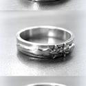 Ezüst World Of Warcraft gyűrű, Ékszer, Képzőművészet, Gyűrű, 925-ös ezüstből készül  Szélessége kb 4 mm  Rendeléskor üzenetben kérlek írd meg az ujjméreted...., Meska