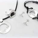 Ezüst Sünis szett, Ékszer, Ékszerszett, Gyűrű, Nyaklánc, Sünis szett.   Kérhető bármilyen mintával keress bátran;)  Gyűrű, karkötő, medál és füli. A viaszolt..., Meska