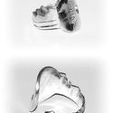Ezüst kulcs gyűrű, Ékszer, Képzőművészet, Gyűrű, 925-ös ezüst  Állítható méretű, de kérlek rendeléskor üzenetben adj meg egy körülbelüli méretet, hog..., Meska