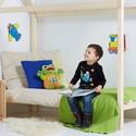 Mini Home skandináv dizájn gyerekágy, Baba-mama-gyerek, Bútor, Gyerekszoba, Gyerekbútor, Famegmunkálás, TERMÉKISMERTETŐ  A skandináv dizájn ihlette a gyerekágyunkat.  A termék tulajdonságai: anyaga: feny..., Meska