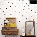 Little Hearts // Kis Szivecskék  FALMATRICA, Dekoráció, Falmatrica, Papírművészet, A csomag tartalma: 40 db matrica 5×4 cm-es méretben  Egyedileg készült kis szívecskék, saját rajzok..., Meska