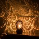 minimoodie home - Eternal Joy edition, Otthon, lakberendezés, Lámpa, Hangulatlámpa, Mindenmás,  Különleges mintájú, egyedi kézműves hangulatlámpa, amely gombnyomásra csodás fényeket fest a nappa..., Meska