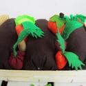 Őszi-tavaszi zöldségültetős láda, Játék, Készségfejlesztő játék, Egyre több szülő szeretne természetes anyagból készült, gyerekbarát, kreatív játékot gyermekének kez..., Meska