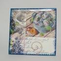 Őszi gyümölcsös fali képek, Otthon, lakberendezés, Falikép, Fali képek 16x16 cm-es méretben., Meska