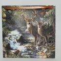 Őszi fali képek, Otthon, lakberendezés, Falikép, Fali képek 16x16 cm-es méretben., Meska