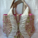 AKCIÓS!! Romantikus női táska, A táska most 3500 Ft-ért vásárolható meg.   I...