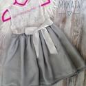 Alkalmi ,keresztelő kislány ruha 80-as méret ,   Alkalmi-   keresztelő kislány ruha Felső rés...