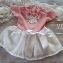Alkalmi ,keresztelő kislány ruha 56-os méret ,   Alkalmi-   keresztelő kislány ruha  Mérete :5...