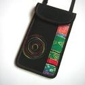 Mobiltok állítható pánttal  XL telefon tartó Nyakba akasztható kistáska, Táska, Pénztárca, tok, tárca, Mobiltok, Egyedi,igényesen elkészített mobiltartó. Tökéletesen illeszkedik az iphone 6 plus, iPhone 7 plus, iP..., Meska