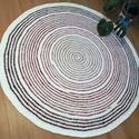 horgolt szőnyeg Rag Rug rongyszőnyeg