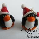 Pinguk karácsonyra, Aranyos kis pingvinek az északisarkról jöttek e...