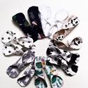 5db-os mosható tisztasági betét csomag, kezdőcsomag vegyes színekben, Mosható tisztasági betét mindennapos használat...