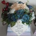 Szülőköszöntő virágbox