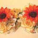 Szülőköszöntő virágbox édesanyáknak..., Dekoráció, Esküvő, Esküvői dekoráció, Ünnepi dekoráció, Maradandó emléket szeretnél ajándékozni édesanyádnak esküvődön? Válassz egy virágboxot! ..., Meska