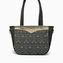 City-bag 47 női táska, Táska, Válltáska, oldaltáska, Ez a fekete táska igazi műremek. Teli találat annak, aki szereti az elegáns, különleges dolgok..., Meska