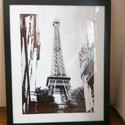 Párizs kép Eiffel toronnyal - 54 X 44 cm