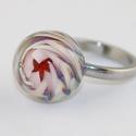 Minden napra egy gyűrű ! - rózsabimbó, Ékszer, Gyűrű, Ha szeretnél minden nap a hangulatodhoz és a ruhatárodhoz illő gyűrűben tündökölni, akkor ezt a term..., Meska