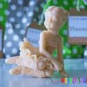 Tündér szappan - 4 darab jázmin illatú, Baba-mama-gyerek, Szépségápolás, Szappan, tisztálkodószer, Fürdőszobai kellék, Szappankészítés, Ezzel a Tündér szappannal Tündérországgá változtathatod fürdőszobádat.:) Kézműves termék!!  Finom j..., Meska