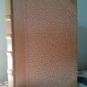 Egyedi bőrös könyvalakú doboz, Otthon, lakberendezés, Tárolóeszköz, Doboz, Exkluzív, egyedi, valódi bőrből készült könyv alakú doboz. Kézműves termék, könyvkötő mesteri munka...., Meska