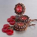 AKCIÓ!!!!!   Csipkebogyó - Gyűrű és fülbevaló, 5 napos AKCIÓ!!! A kedvezményes ár június 20.-...