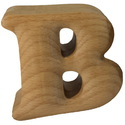 Egyedi bükkfa puzzle betűk 3D, Dekoráció, Otthon, lakberendezés, Dísz, Utcatábla, névtábla, Famegmunkálás, Egyedi, személyes ajándék:  Bükkből készült puzzle betűk. A domború felületük nem csak a szemnek, h..., Meska
