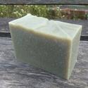 Szakállszappan, Szépségápolás, Szappan, tisztálkodószer, Növényi alapanyagú szappan, Erdőillatú, finoman hidratáló, kizárólag növényi alapanyagokból készült szakállmosó szappant készíte..., Meska