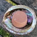 Teafaolajos kecsketejszappan vörösagyaggal 95 gr, A teafaolajat sűrűn használom a mindennapokban ...