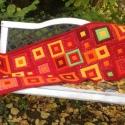 Színes patchwork falvédő megrendelésre