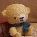 Samu - Lélekmackó, Játék, Játékfigura, Szeretném Nektek bemutatni Samut! Hagymahéjjal festettem a bundáját...kemény buksijában tönkölybúza ..., Meska