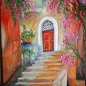A piros ajtó