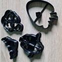 Süti kinyomó formák, Otthon & Lakás, Konyhafelszerelés, Sütikiszúró, Mindenmás, 3D nyomtatott süti kinyomó formák, Meska