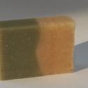 Citromfű   zöld agyag szappan, Szépségápolás, Szappan, tisztálkodószer, Növényi alapanyagú szappan, Natúrszappan, A régi bevált recept alapján! Minden bőrtípusra! A friss citromfű illatával megnyugtat, felfr..., Meska